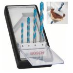 SET BROCAS ROBUSTLINE MULTICONSTRUCTION 4 BOSCH